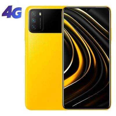 Smartphone xiaomi pocophone m3 4gb/ 64gb/ 6.53'/ amarillo