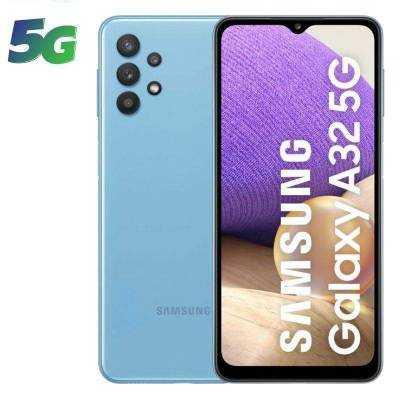 Smartphone samsung galaxy a32 4gb/ 128gb/ 6.5'/ 5g/ azul