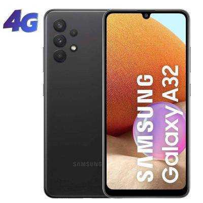 Smartphone samsung galaxy a32 4gb/ 128gb/ 6.4'/ negro