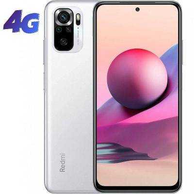 Smartphone xiaomi redmi note 10s 6gb/ 64gb/ 6.43'/ blanco