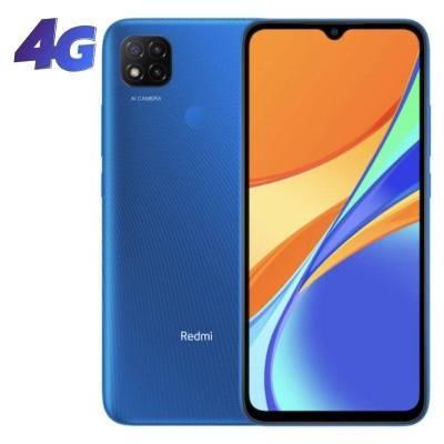 Smartphone xiaomi redmi 9c nfc 3gb/ 64gb/ 6.53'/ azul crepúsculo