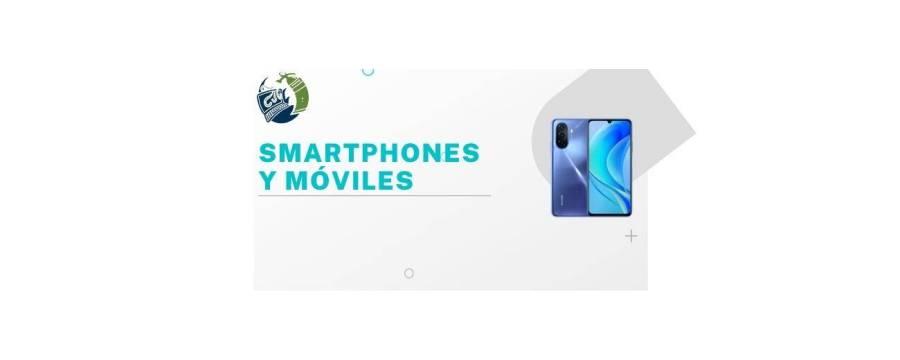 SmartPhones y Moviles: SmartPhones, Telefonos Básicos...