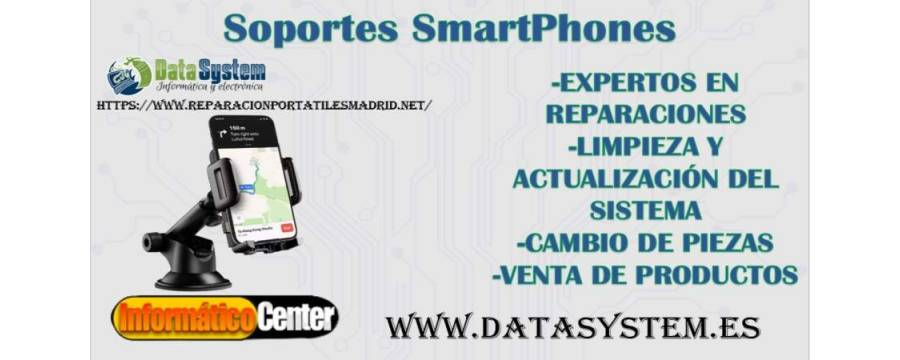 Soportes SmartPhones