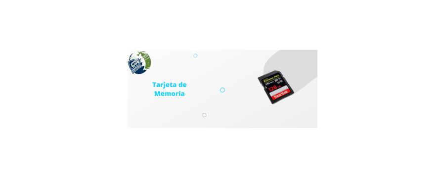 Tarjetas de Memoria: Samsung, Sandisk, Apacer...