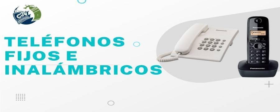 Teléfonos Fijos Inalámbricos: Walkie Tolkie, Telefonos Fijos e inalambricos