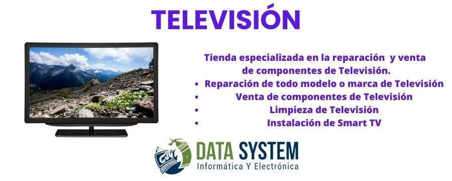 Television: Television Gran Pulgada, Television hasta de 65 pulgadas..