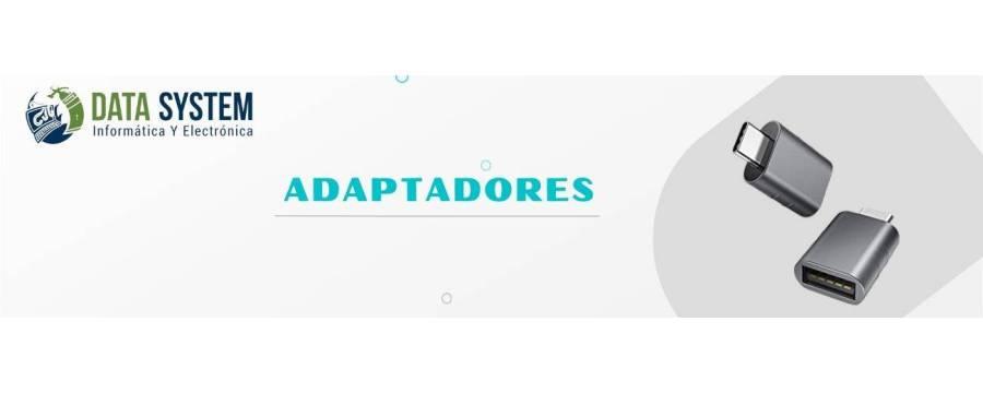 Adaptadores: Adaptadores HDMI, Adaptadores de Red, Adaptadores USB...