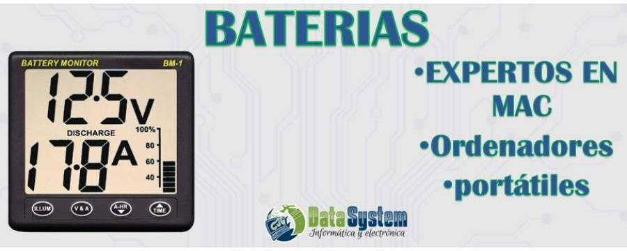 Baterias: Venta de baterias, Monitores Baterias baratos