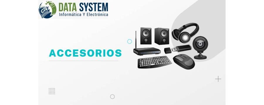 Accesorios: Regletas - Bases multiples, Soporte para pc & monito, Herramientas - Limpieza, Cargadores pilas