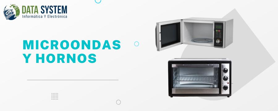 Microondas - Hornos