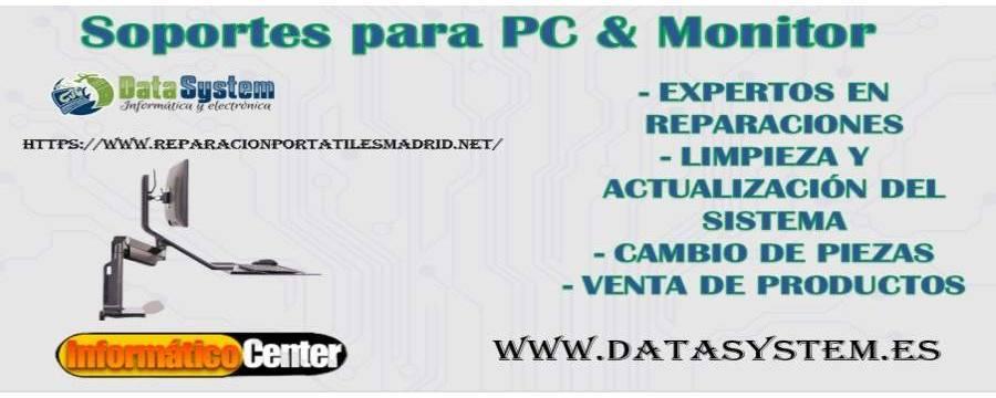 Soportes para PC & Monitor