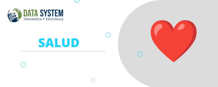 Salud: Cuidado postural, masajeadores, Material de proteccion, termometros...