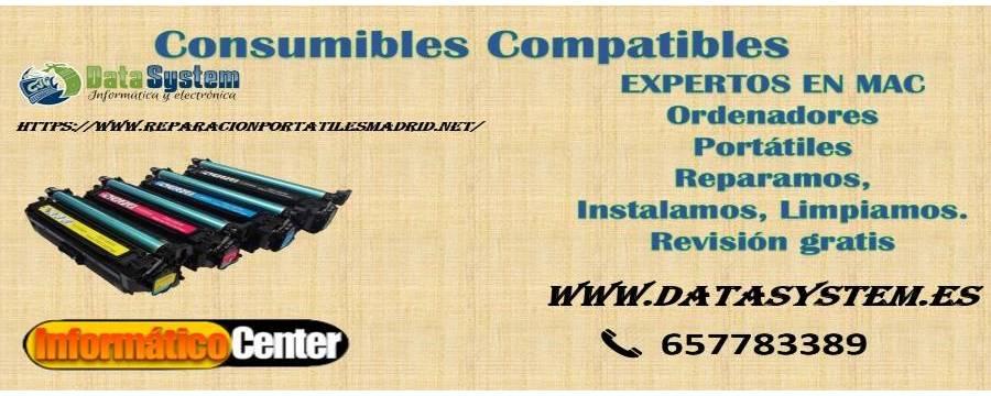 Consumibles Compatibles
